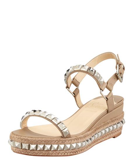 save off 48f8c 01f4e Cataclou Flatform Sandal Stone