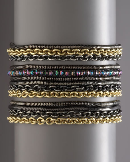 Layered Chain Bracelet