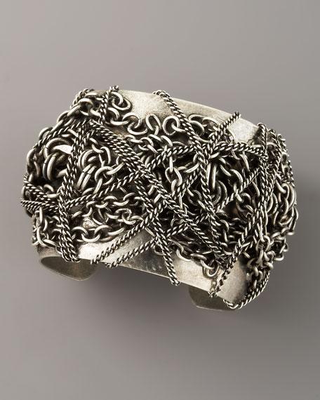 Tangled Chain Cuff
