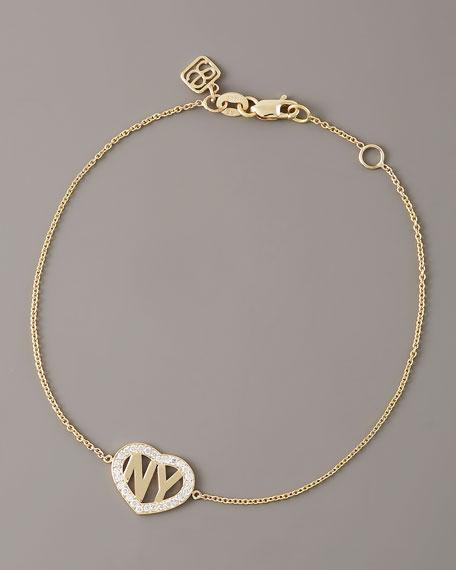 New York Charm Bracelet