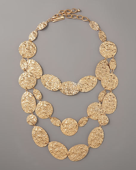 Russian Tiered Necklace