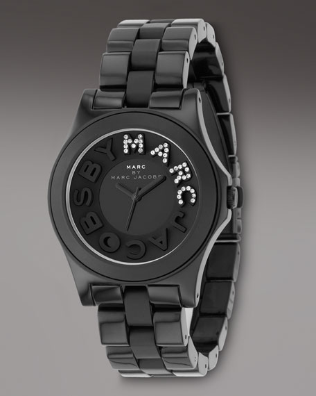 Marco Marc Watch, Black
