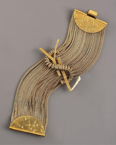 Logo-Detailed Chain Bracelet