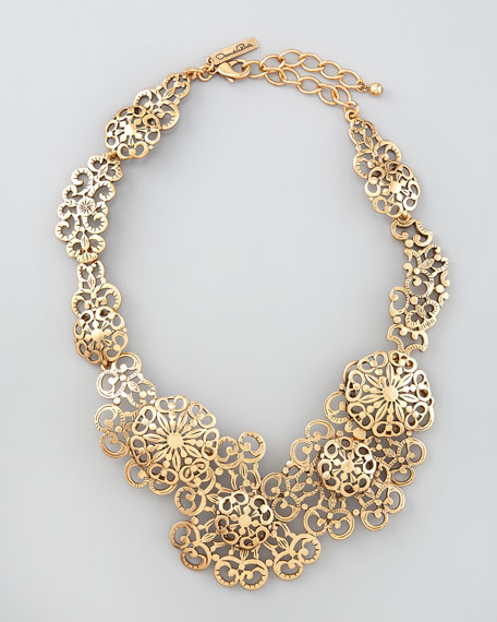 Filigree Lace Necklace