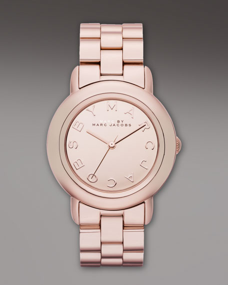 Marcy Rose Golden Watch