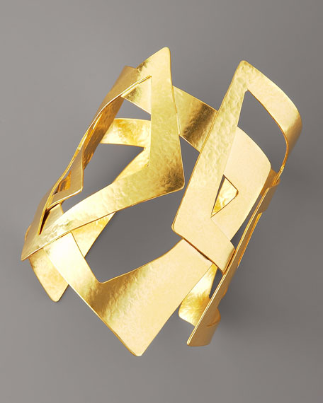 Angular Open Cuff