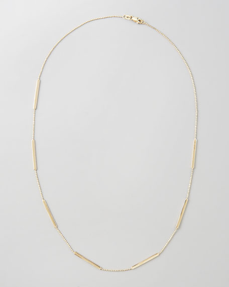 Bar-Station Necklace
