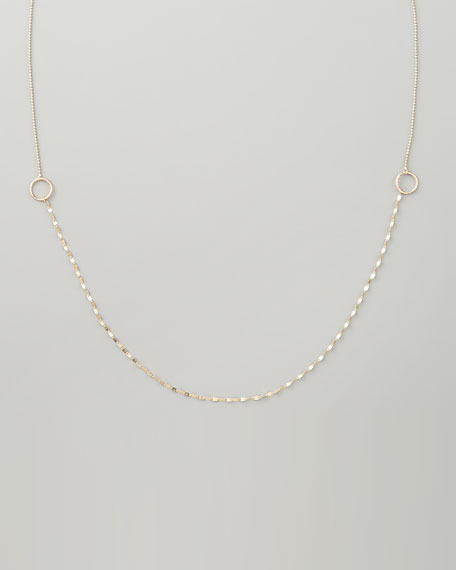 Gold Blush Necklace