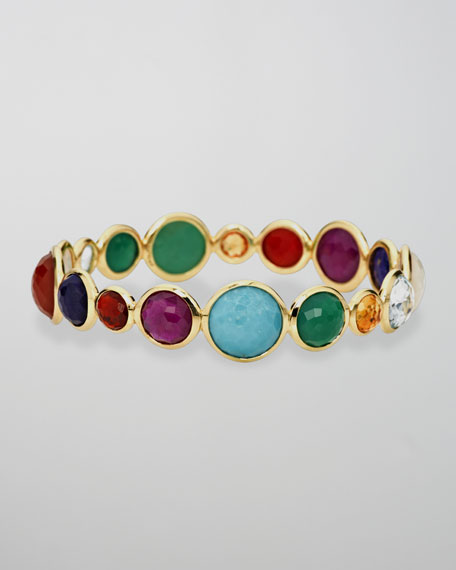 Mini Lollipop Bracelet, Riviera Sky
