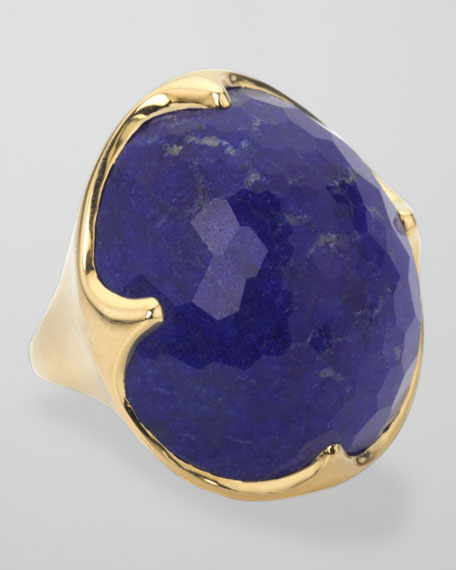 Rock Candy Ring, Lapis