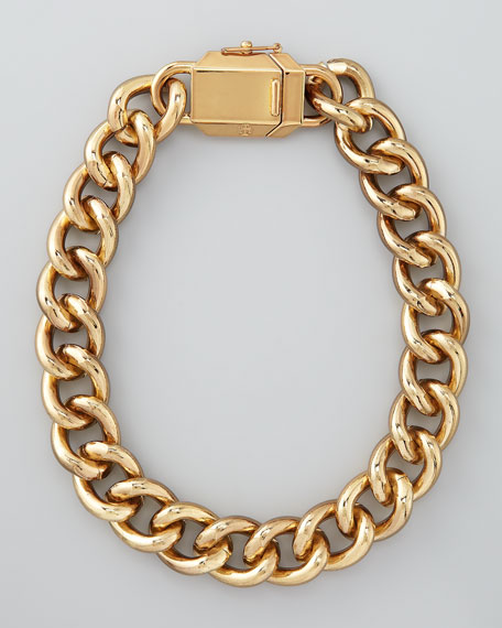 Charlie Box Chain Necklace