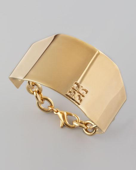 Angular Walden Cuff, Golden