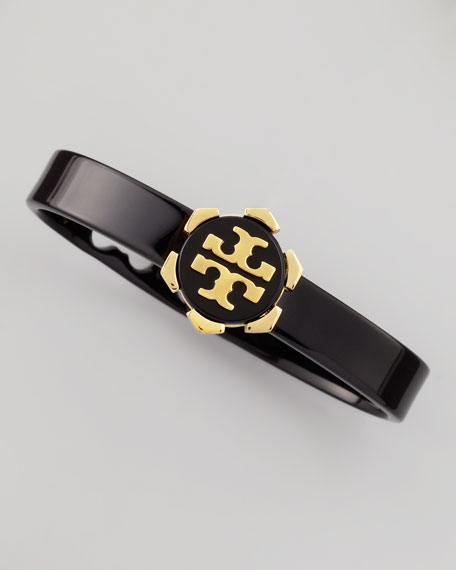 Walter Resin Bracelet, Black