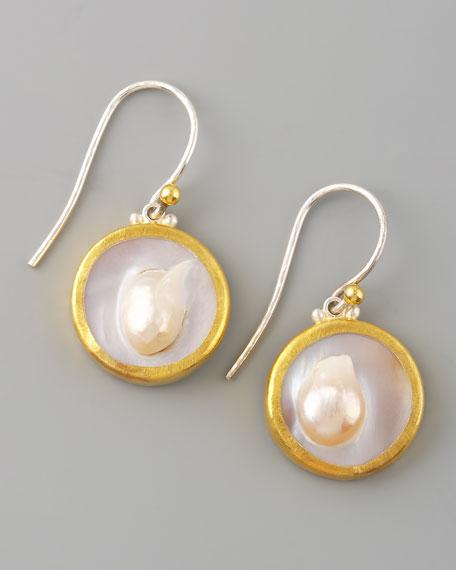 Island Pearl Earrings