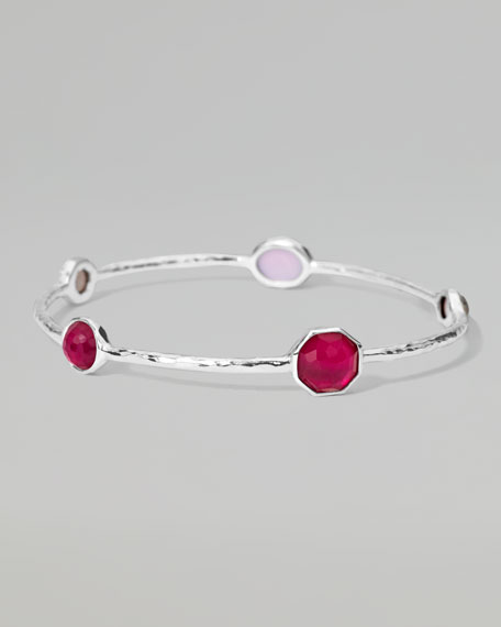 Five-Station Wonderland Bangle