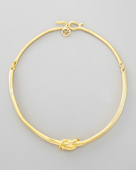 Hercules Knot Collar Necklace
