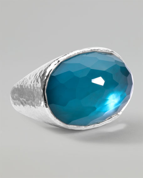 Wonderland Oval Ring