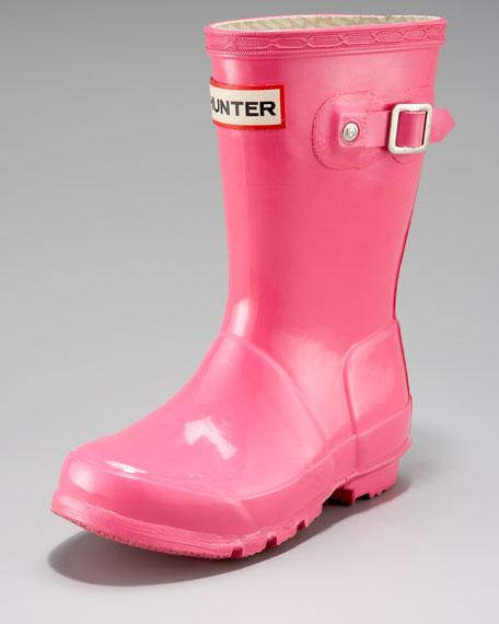 Original Young Glossy Rain Boot