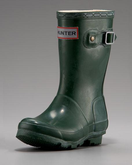 Original Young Rain Boot, Green
