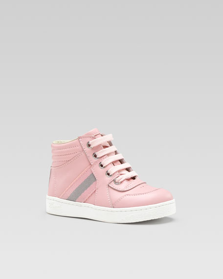 Coda High-Top Lace-Up Sneaker