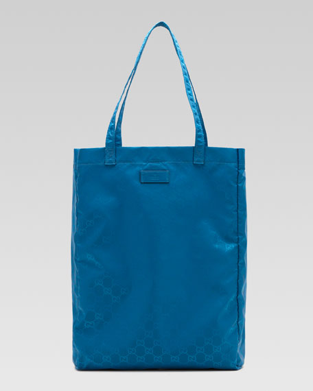 GG Brights Easy Tote Bag with Pouch, Riviera Blue