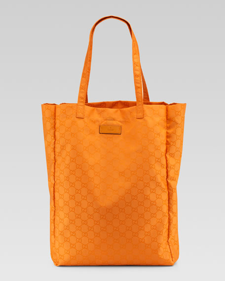 GG Brights Easy Tote Bag with Pouch, Marigold