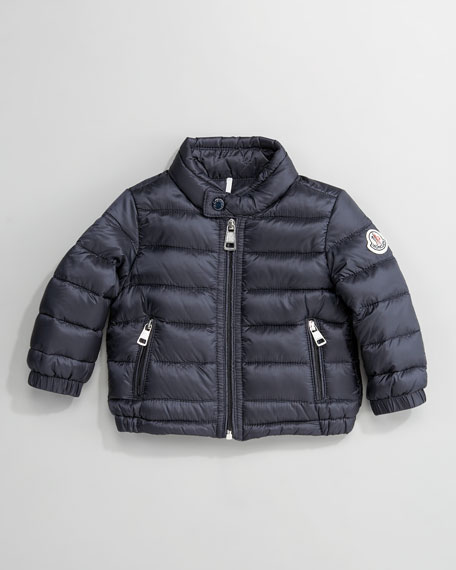 Acorus Long Season Packable Jacket, Navy