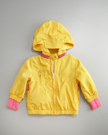Rookie Packable Anorak, Infant
