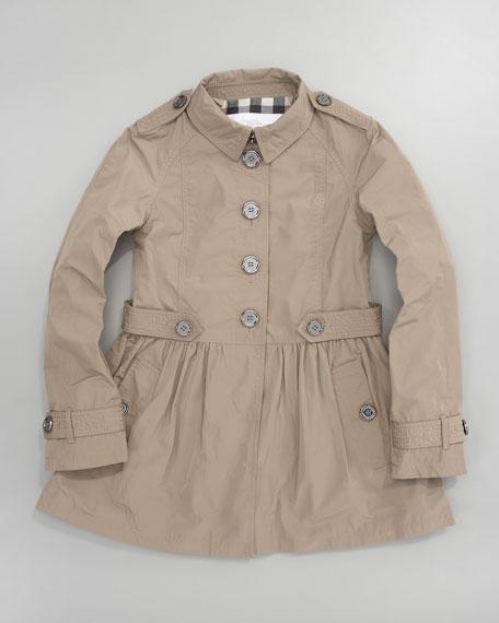 Skirted Trenchcoat