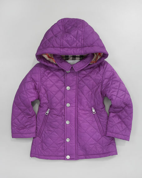 Super Lightweight Quilted Jacket