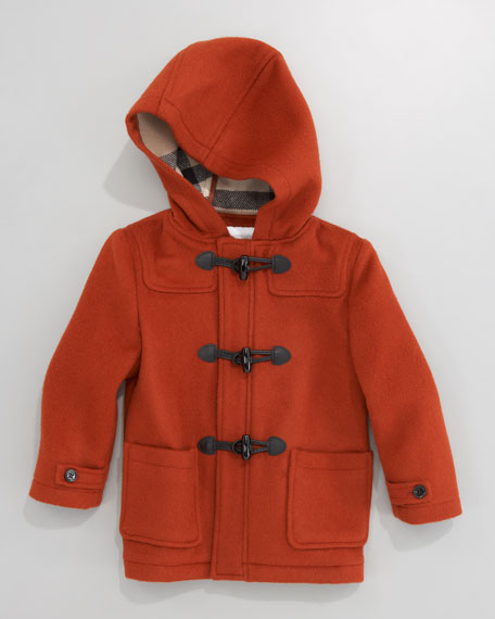 Unisex Toggle Coat, 18M-2Y