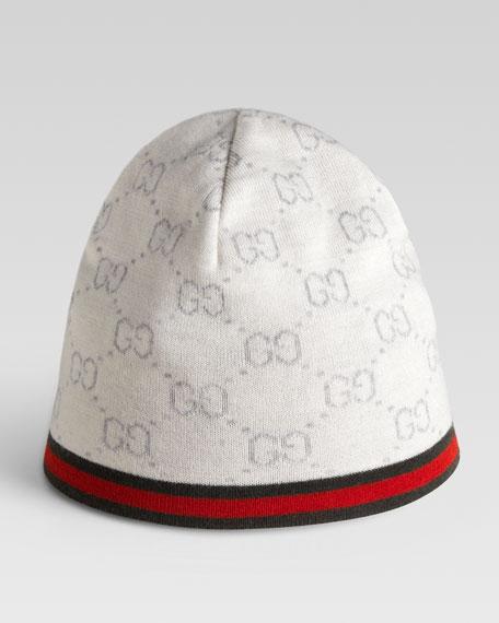 Kids' Wool GG Hat
