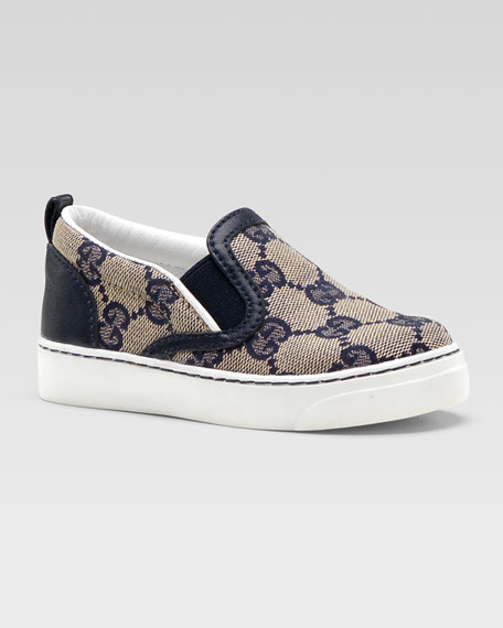 Board GG Slip-On Sneaker, Blue