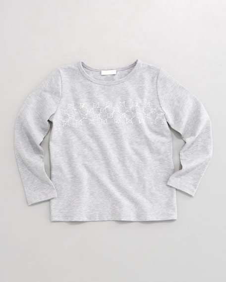 GG Stud Jersey Shirt