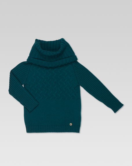 Extra-Fine Turtleneck Sweater, Ottanio