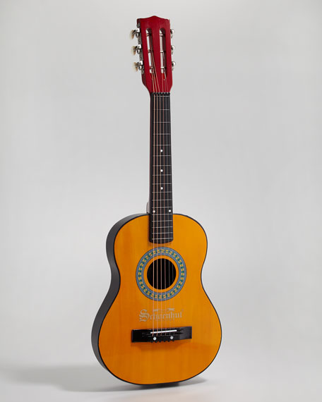 Oak/Mahogany Acoustic Guitar