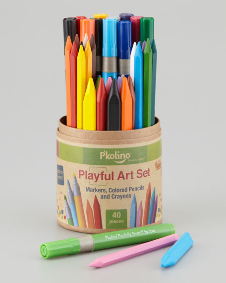 Playful Art Set