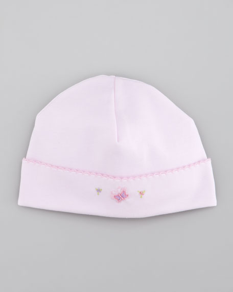 Scattered Fairyland Embroidered Hat