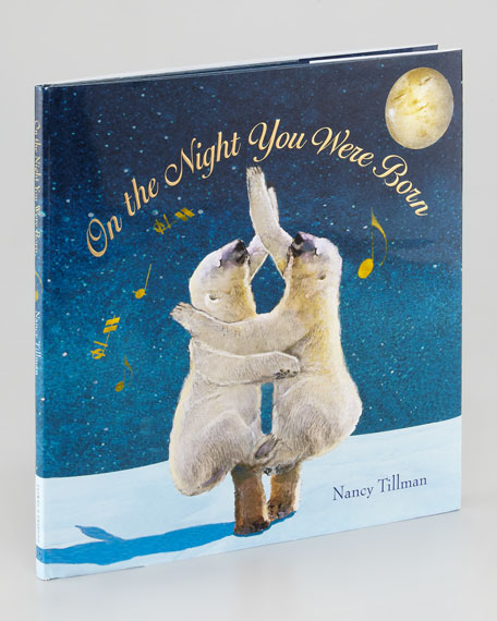 """On The Night You Were Born"" Book"