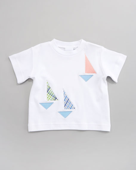 Stay the Course Knit Tee, Sizes 6-9 Months