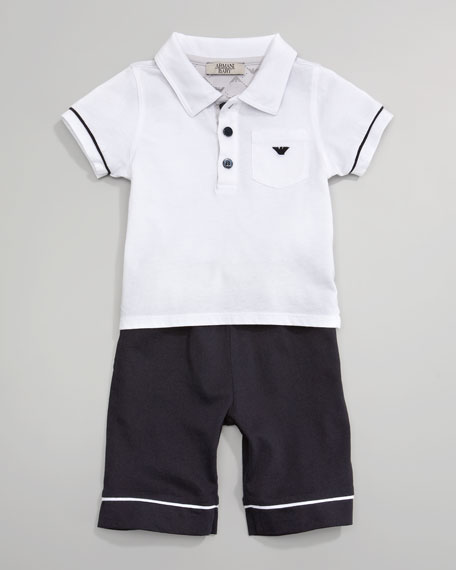 Polo & Short Set