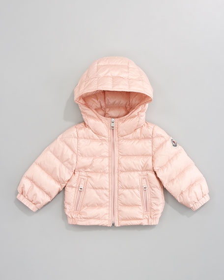 Dominic Hood Jacket, Light Pink