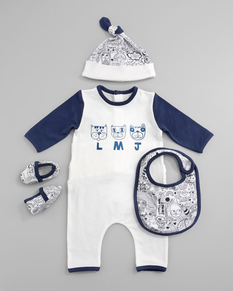 Four-Piece Gift Playsuit