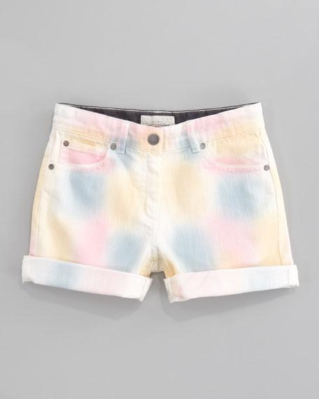 Devon Tie-Dye Shorts