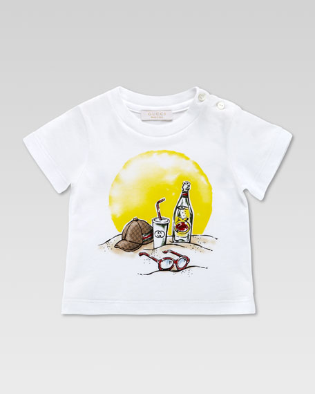 Gucci Juice Graphic Tee