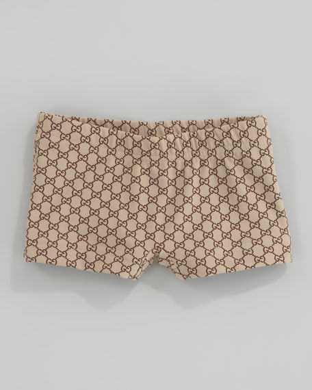Mini GG Swim Shorts