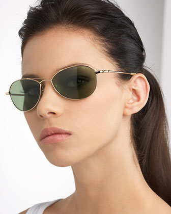 Aero Metal Sunglasses