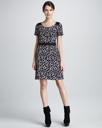 Exeter Printed Dress