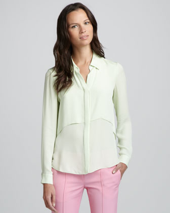 Rosita Silk Blouse