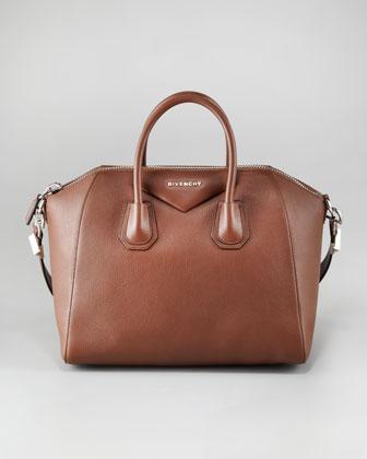 Sale alerts for Givenchy  Antigona Satchel Bag, Medium  - Covvet
